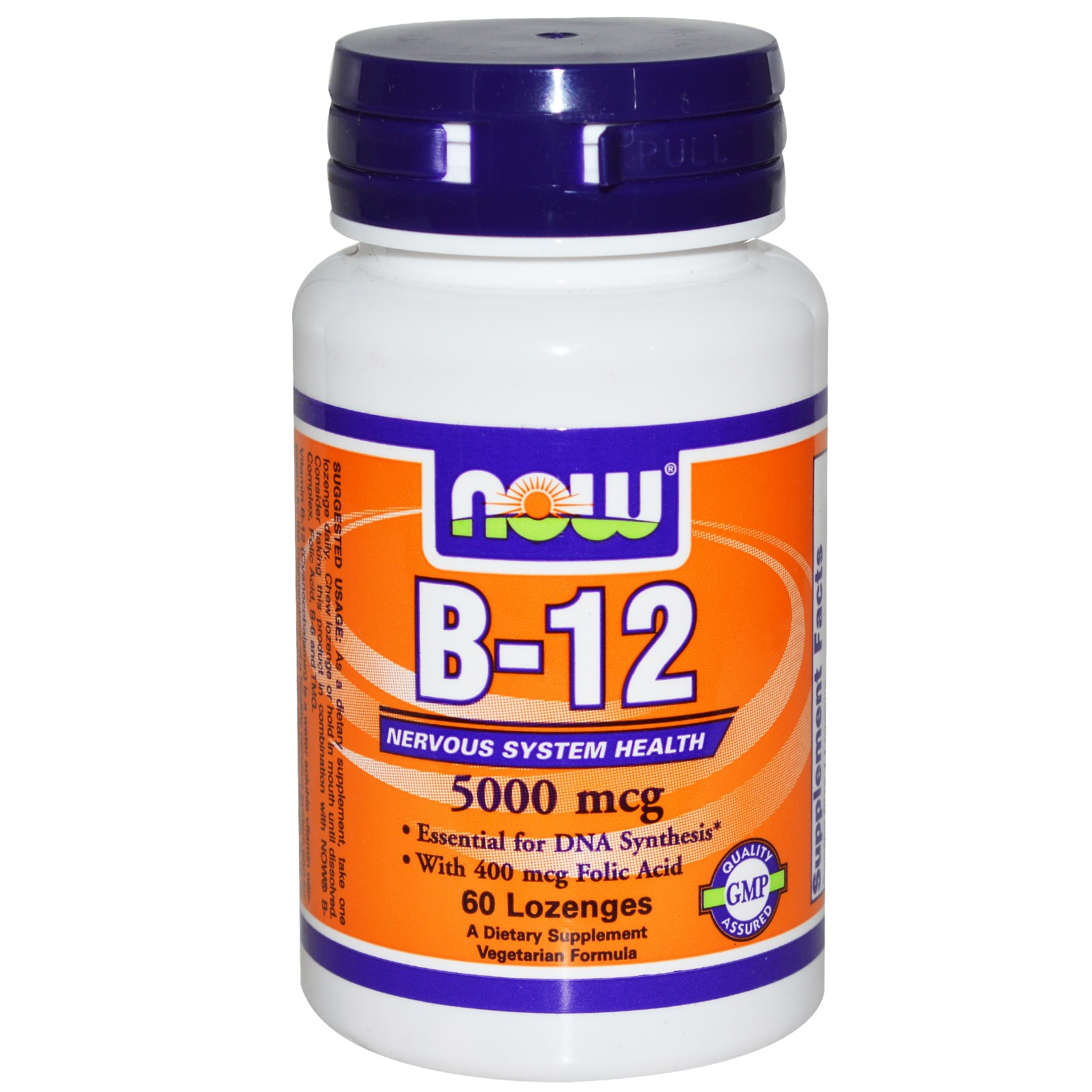 Now B-12, 250