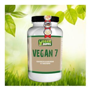 Powerstar Food Vegan 7 300 капсул